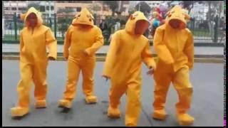 LA VENGANZA DE LOS POKEMON PARTE 1