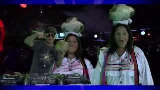"AGUITA DE COCO ""Remix"" - DJ JB & DJ EL CUERVO,LASSERMIX, VIDEO REMIX"