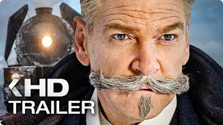 MURDER ON THE ORIENT EXPRESS Trailer (2017)