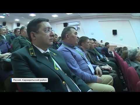 В Караидельском районе состоялся Большой Лесной форум с участием Радия Хабирова