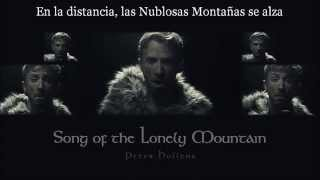 The Hobbit -Song of The Lonely Mountain- Peter Hollens (Subtitulos Español)
