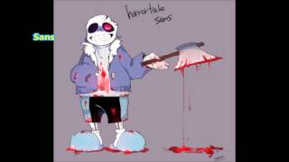 Horrortale ~ Hide and seek