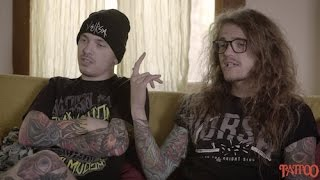 Miss May I - Tattoo Magazine Interview (OFFICIAL INTERVIEW)