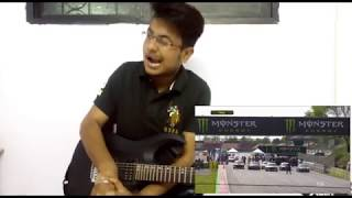 How to Make a SUPERCAR'S SOUND on GUITAR!!