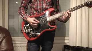 Riff of the week 7/52 AC/DC Hells Bells guitar cover