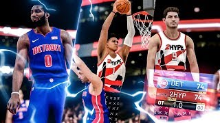 My First Game Back! Mopi Shoots the GAME WINNING Free-Throws?! 2HYPE REBUILD SERIES! #3 NBA 2K19