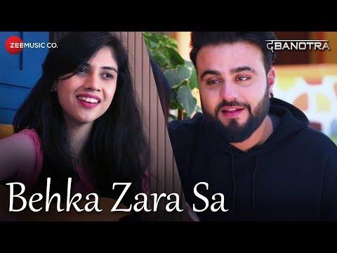 BEHKA ZARA SA Lyrics - Da Banotra feat. Shivangi Bhayana | Rini Das