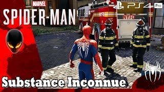SPIDER-MAN : Analyse Substance Inconnue (Spectrographe) | Spider-Sosie