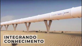 O Hyperloop finalmente não é mais ficção científica.