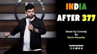 India After 377   Stand-up Comedy by Navin Noronha