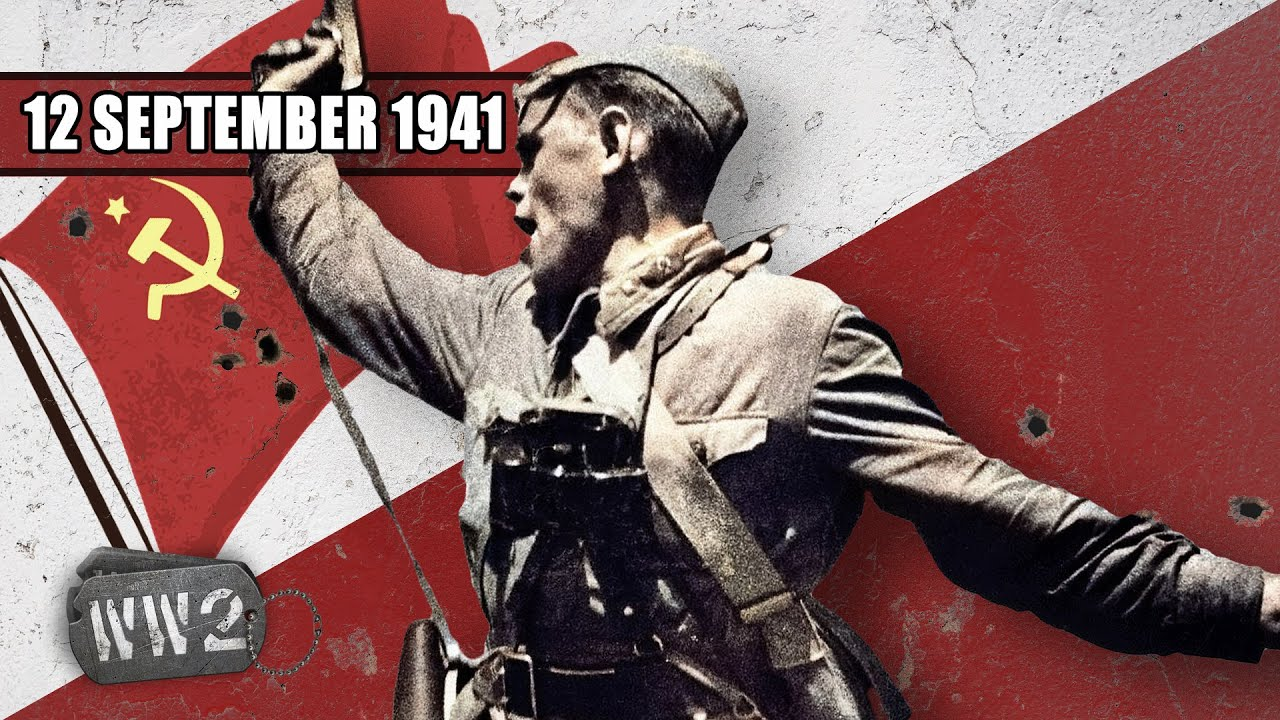 Victory for the Red Army! - WW2 - September 12, 1941