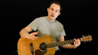 Fingerstyle Groove Lesson by Chris Woods