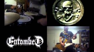 Entombed - Revel in Flesh (guitar and drums)