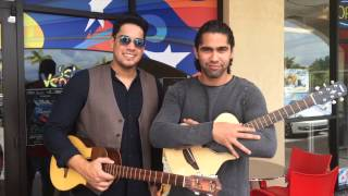 "Caibo: Venezuelan duo work on ""Te Llevo en mi Corazon"""