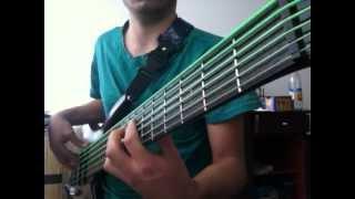 Lamento Boliviano Bass Cover