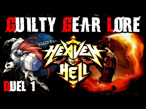WTFF::: Guilty Gear Lore Video Series Aims to Compile Franchise\'s Full Timeline