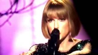 Taylor Swift Performs Out Of The Woods at Grammys 2016