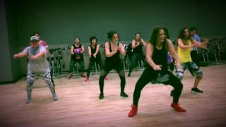 Make my love go- Jay Sean Ft. Sean Paul & Maluma by Ailyn Larsen Zumba