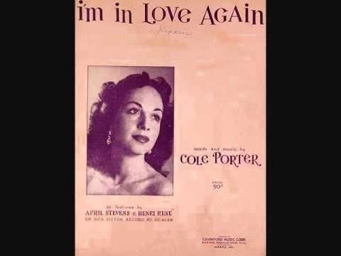 april-stevens-im-in-love-again-1951-catspjamas1