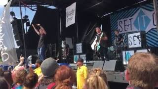 Set It Off - Why Worry (Live at Warped Tour - Syracuse, NY)