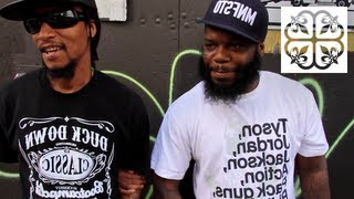 MONTREALITY x SMIF N WESSUN  ///  Interview