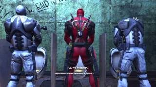 Deadpool The pee pee song
