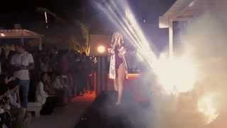 MARIA.BODYLINE FASHION SHOW with Tessy Hill - Crazy in love (Beyoncé cover) PART I