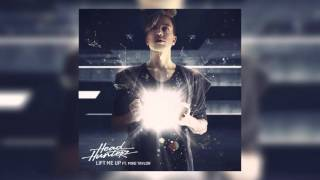 Headhunterz - Lift Me Up feat. Mike Taylor (Cover Art)