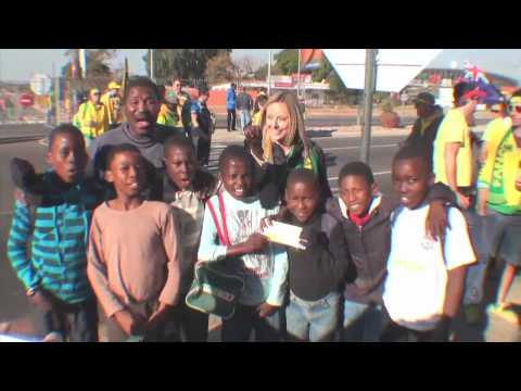 FIFA World Cup 2010 South Africa – Fanatics on Tour – Day 10