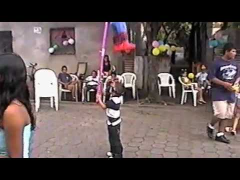 Fiesta De Cumpleanos En Corinto Nicaragua