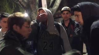 ZANE VS KUSA | ADRO STYLE (Batalla de Rap Argentino) Adrogue Rapea