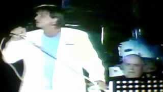 ROBERTO CARLOS  Show de abertura turnê ESSE CARA SOU EU Joinville SC