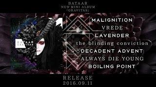 BatAAr - GRAVITAS   Mini-Album Preview