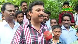Ganesh kumar second phase election campaign