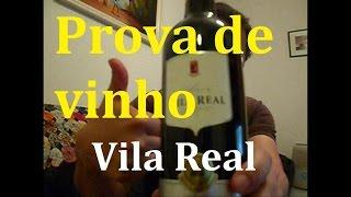 Prova de vinho Adega de Vila Real