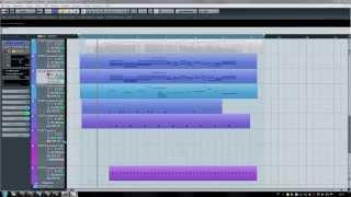 Royce da 59 - boom prod. by DJ Premier (instrumental cover without samples) part.1
