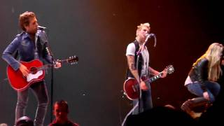 Gloriana -- You Said -- LIVE at the ScotiaBank Place, May 20th 2010