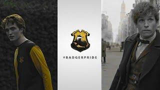 hufflepuff pride *:・゚✧