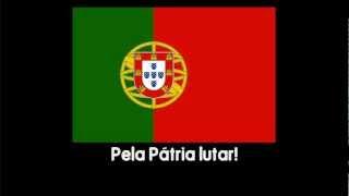 A Portuguesa (Hino Nacional de Portugal)