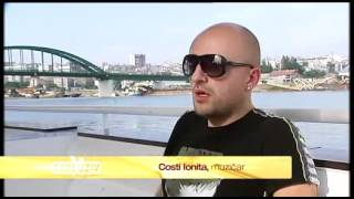 Viki Miljkovic i Costi Ionita @ Exkluziv, 27.06.'12.