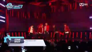 (BTS) 21st century girl [ comeback stage ] live :)
