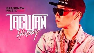 C-LUV (태완) - History (Feat. San E) [Digital Single - History]