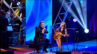 "Eddie Mitchell & Mélody Gardot - ""Over the rainbow"" - Fête de la Chanson Française 2010"