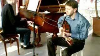 Dindi - A.C. Jobim (Guitar/Vocal + Jim Piano cover)