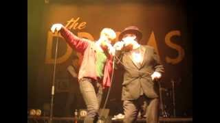 The Drums & Boy George - Do You Really Want To Hurt Me? (Live @ The Roundhouse, London, 27.02.12)