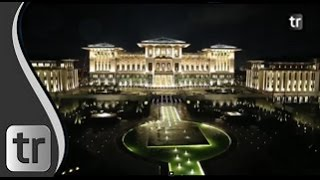 Der neue Regierungspalast der Türkischen Republik | Palace Cumhurbaşkanlığı Külliyesi Ankara Erdoğan