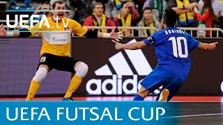 UEFA Futsal Cup semi-final highlights: Ugra v Benfica