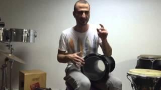 Darbuka Dersi Part-1 (Tutuş/Vuruşlar/Misket/Malfuf)