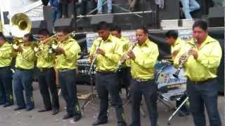 BANDA ORIENTAL - El As de Espadas Los Reyes la Paz05/Enero/2012