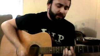 the sky blew- taxi cab (acoustic version)
